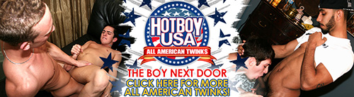 To watch the full video visit Hot Boy USA