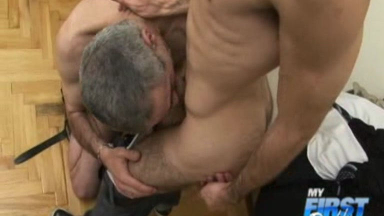 orge gay mature