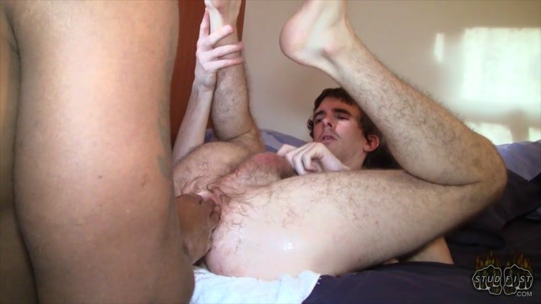 Boy Getting Anal