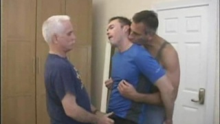 Mature Daddy Threeway with Jay Taylor