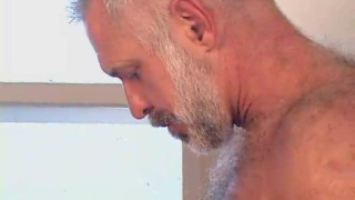 Silver daddies fucking and sucking
