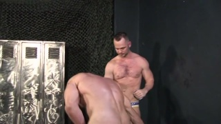fucked by a muscle daddy