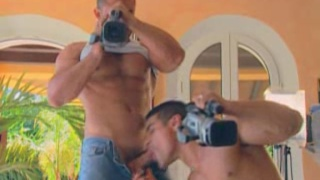 Hot dudes fucking each other hard