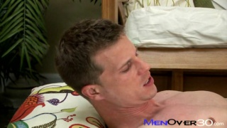 Mature guy and hot daddy have sex