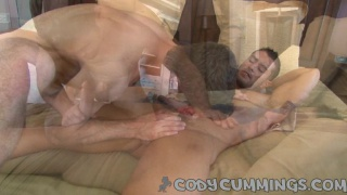 Cody Cummings gets a blowjob