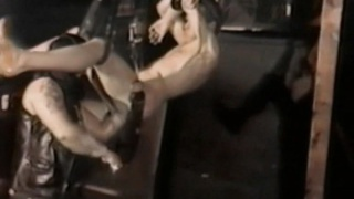 Vintage gay fisting porn