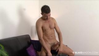hot Portuguese guy gets naked
