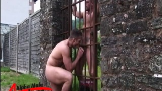 Lee Heyford fucked by Axel Ryder