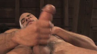 hung guy with a thick dick