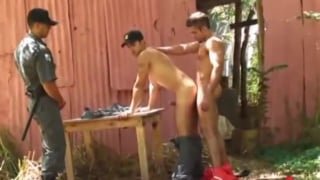 prison fucking, sucking and group action