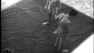 vintage wrestling footage
