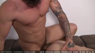 Parker London gives Jayden Ellis tight ass a rough ride