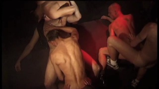 Sucking and Fucking in a Berlin sex dungeon
