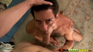 Hungry Cocksucker Services 9-Inch Dick