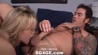 Dale Dabone fucks a girl on camera