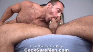 Rimming and anal fucking