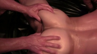 Latino Muscle Man Gets Fucked