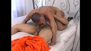 Two latin bi dudes fuck