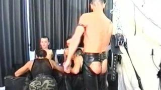 Slaves Worshipping Feet