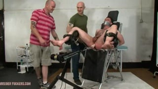 Whining Straight Boy Punished