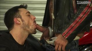 Hot Biker Sex