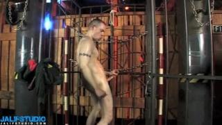 Caged Skinhead
