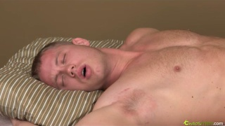 Blond Country Boy Sucked Off
