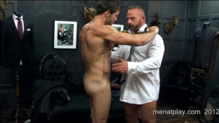 Samuel Colt Fucked in Front of Mirror