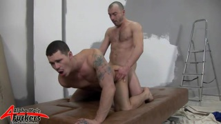 Tate Ryder Takes a Big French Cock