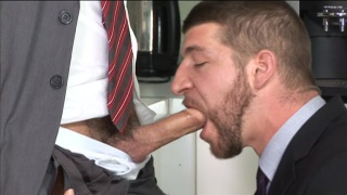 Bearded Cock Sucking Executive