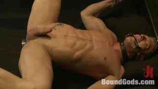 Bound Muscle Dude
