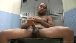 Ebony Locker Room JO