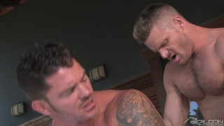 Landon Conrad Fucks Mitchell Rock