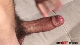 Muscle Stud's Thick Uncut Jerk Off