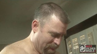 Handsome Daddy Fucking Ass