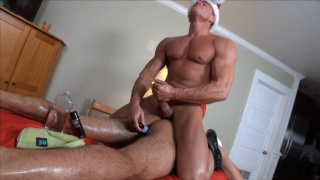 Fucking the Masseur