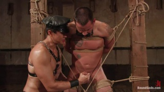 Sex with his slave