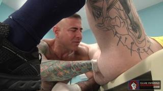 Nick Moretti Fisting Brock Rustin