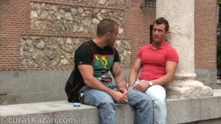 Ettore Tosi & Damien Crosse