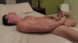 Southern College Dude's Huge Cock
