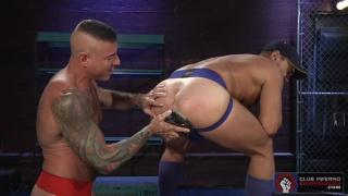Jessie Balboa's Gaping Hole