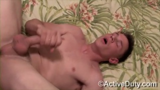 Breaking In a New Straight Guy