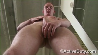 Ginger Jerk Off
