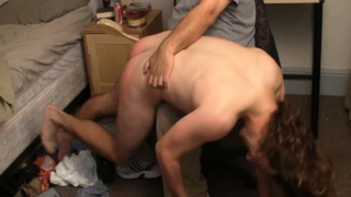 Spanked for Skipping School