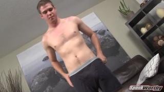 Military Stud's First JO Video