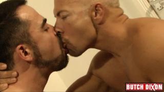 Bald Fucker's Big Cock Fucking