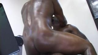 Black Bareback Buddies