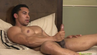 Hung Str8 Black Guy JO
