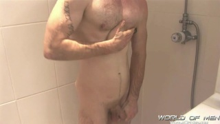 Sexy Guy in the Shower
