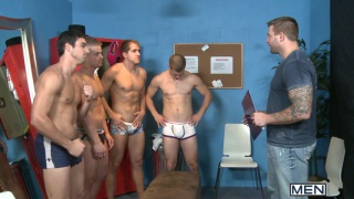 Colby Jansen Auditions Strippers